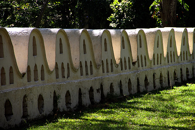 Vishnu Fence