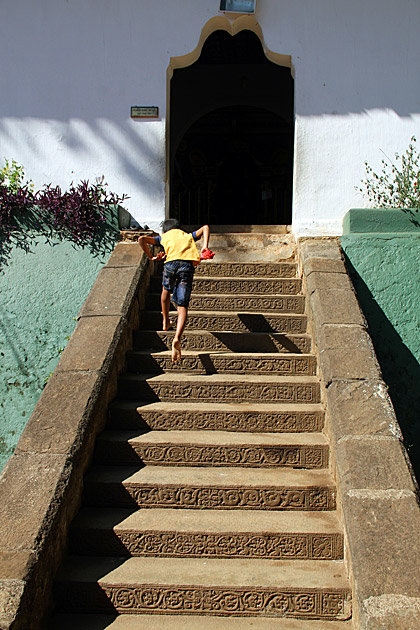 Vishnu Stairs
