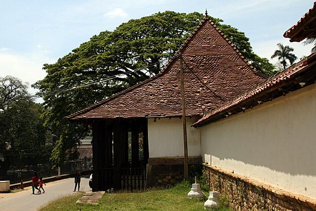 Vishnu Temple Kandy