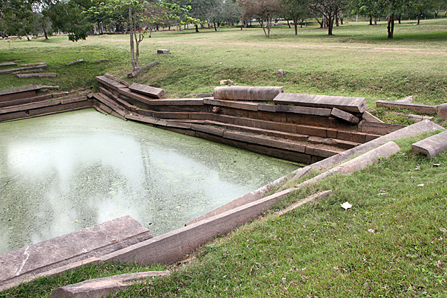 Collapsed Pool