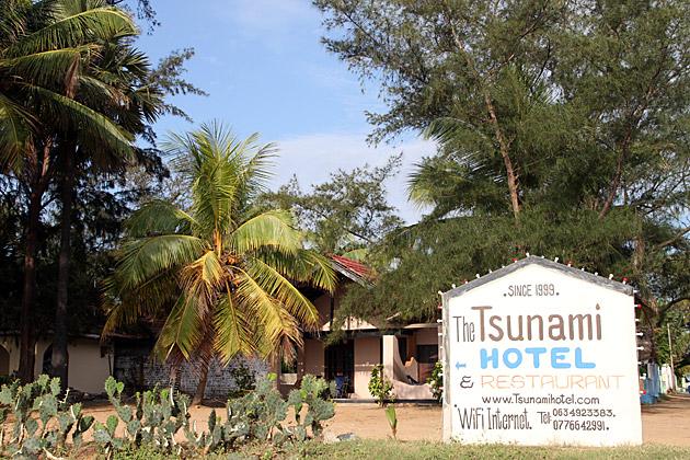 Tsunami Hotel Arugam Bay
