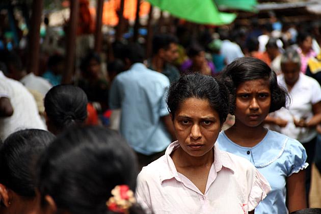 Sri Lanka Moment