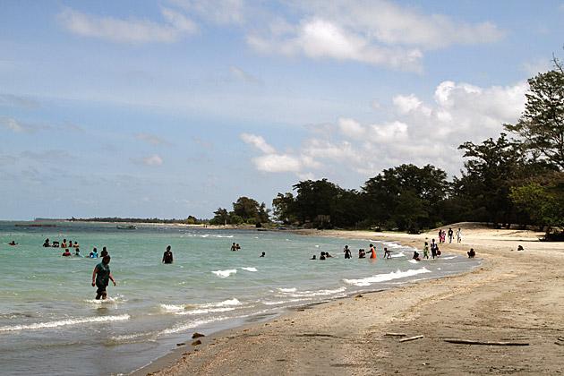 Causarina-Beach