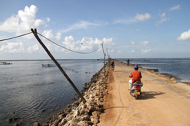 Jaffna Causeway