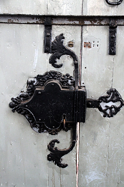 Dutch Lock