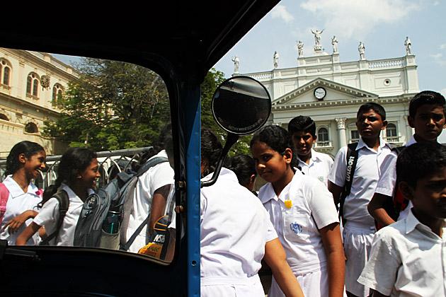 School Kids Colombo