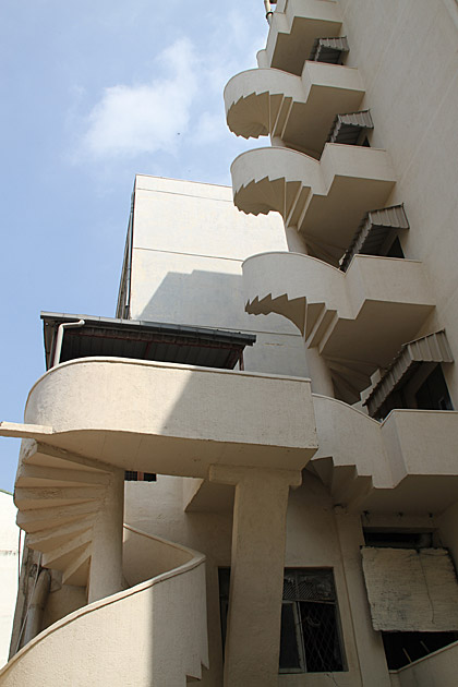 Stairs Colombo