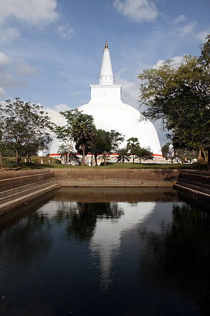 Stupa Pool