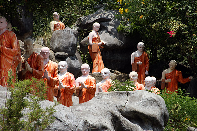 Buddhism Amusement Park