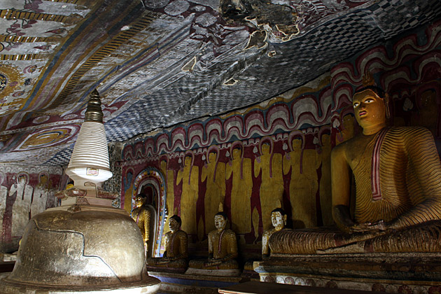 Dambulla Photo