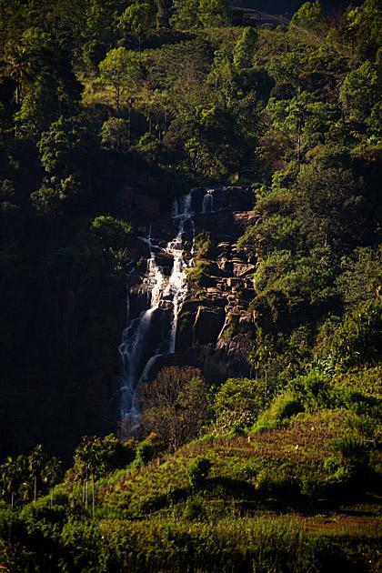 Ella Waterfall Sri Lanka