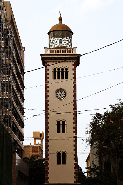 Clock Tower Colombo