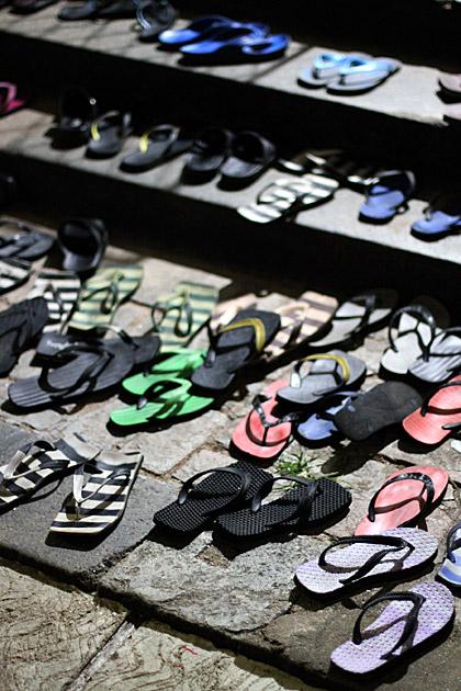 Galle Flip Flops