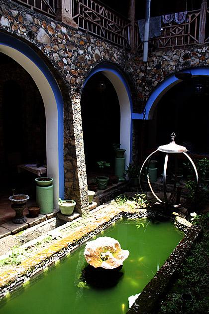 Secret Pond Galle