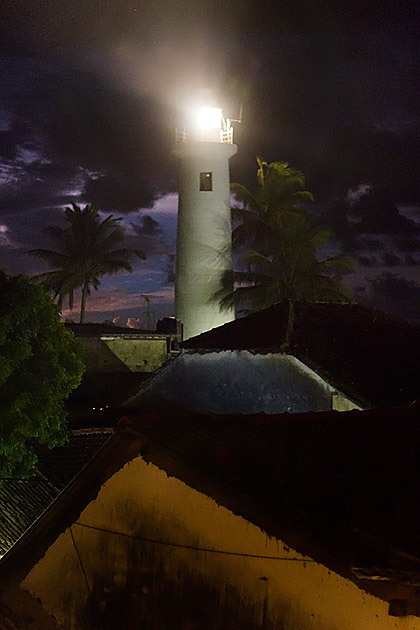 Lighthouse-Galle