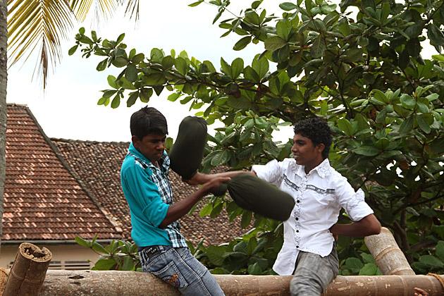Violent-Sri-Lanka