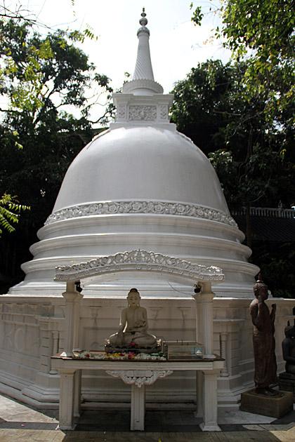Dagoba-Gangaramaya