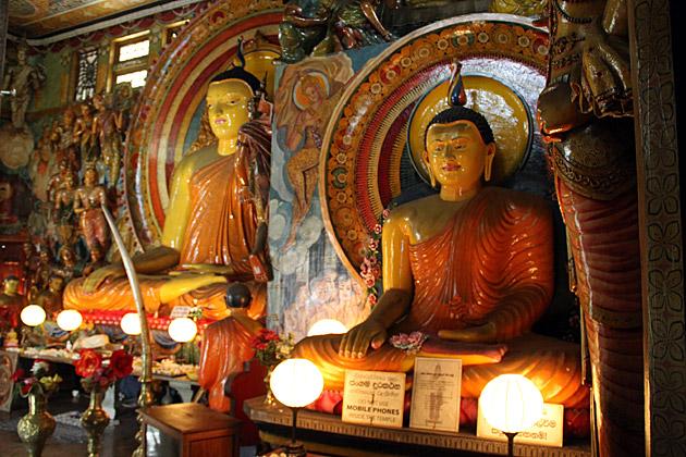 Main Buddhas