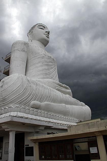 Massive Buddha Kandy