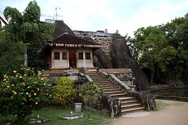 Isurumuniya-Temple