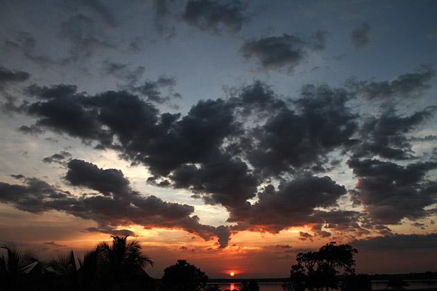 Sunset-Anuradhaprua