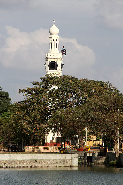 Clock Tower Jaffna