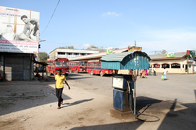 Jaffna Gas Station