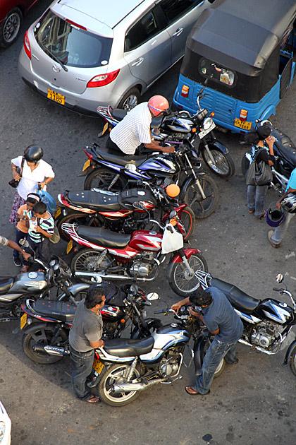 Moped Mess