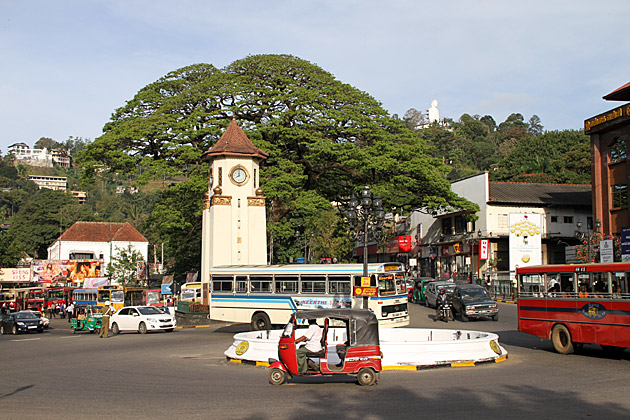 Clock Tower Kandy