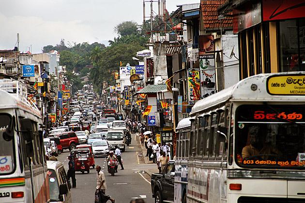Kandy Traffic