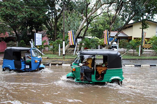 Kataragama Flood