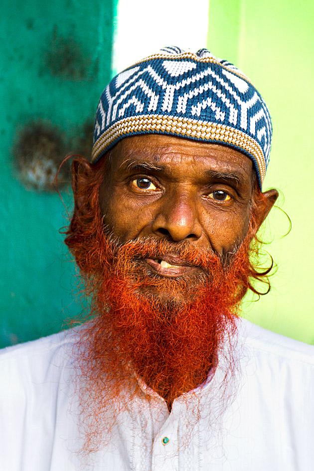Muslim in Kataragama