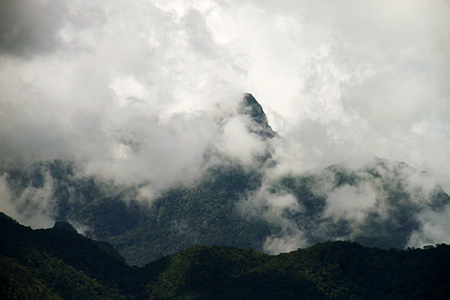 Not Adams Peak