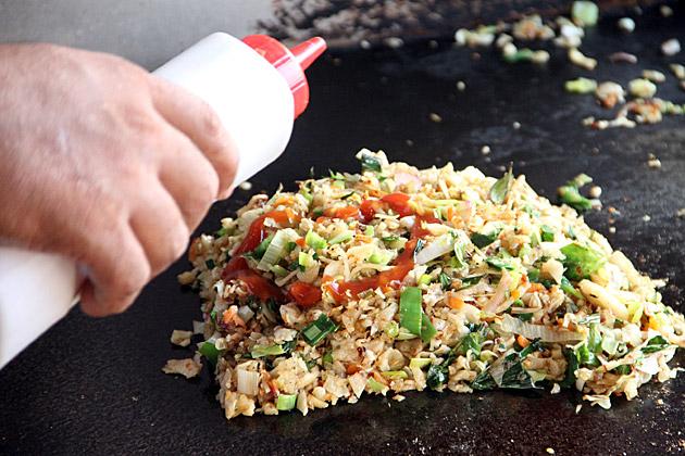 Spicy Kottu