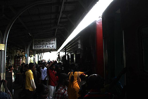 Haputale Train Station