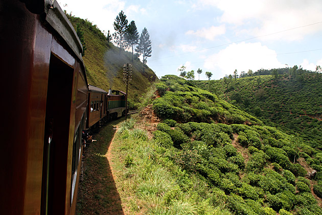 Sri Lanka Train Express
