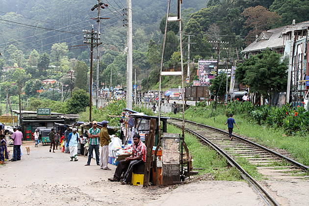 Train To Haputale