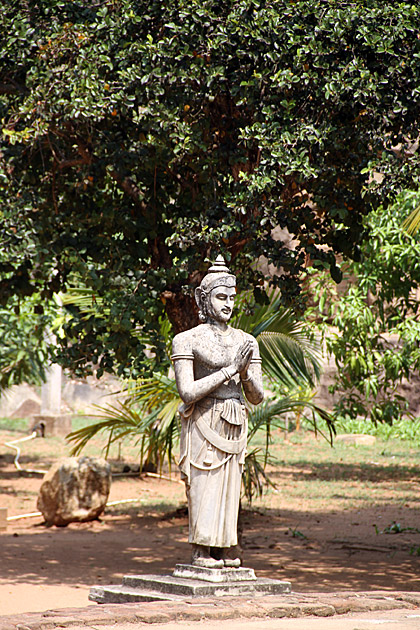 Sri Lankan King