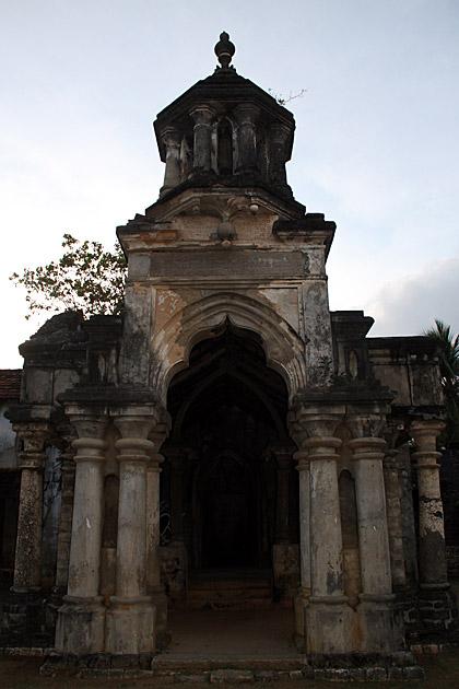 Temple Ruins Sri Lanka
