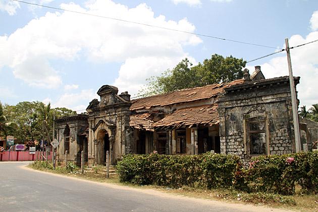 War in Sri Lanka
