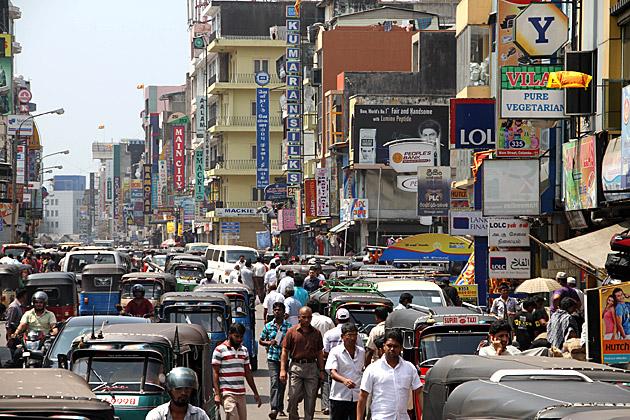 Colombo 2011