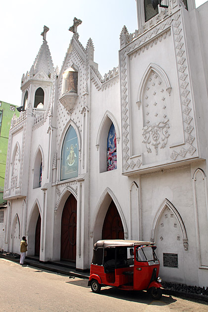 White Church of Sri Lanka