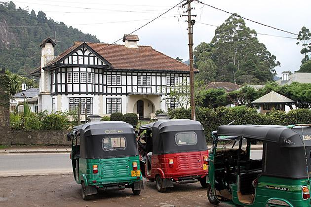 Britain Meets Sri Lanka