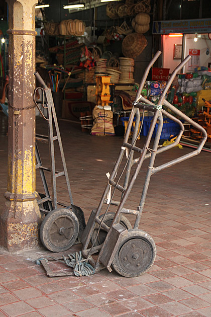 Old Market Sri Lanka