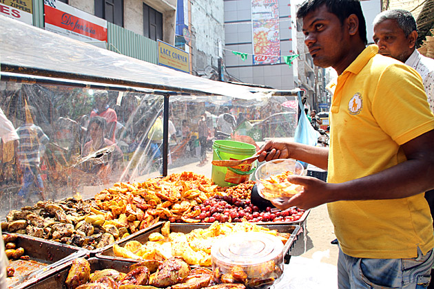 Street Food Sri Lanka