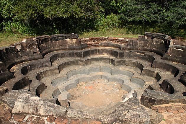 Lotus Pond Polonnaruwa