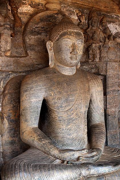 Stone Statue Buddha