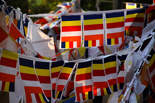 Buddhist Flags