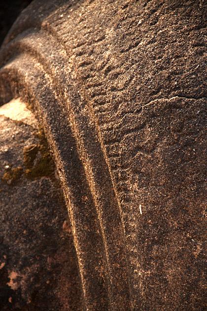 Detail Claw Lion Sigiriya