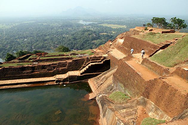 Sigiriya Fort